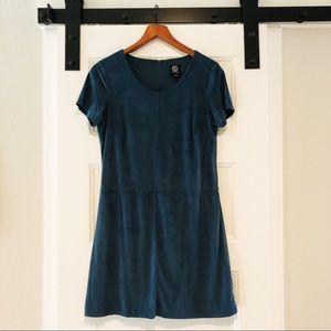 Bobeau blue dress